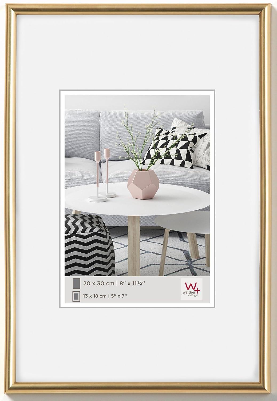 Amazon.de: Walther KG913H Galeria Kunststoffrahmen im Format 9 x 13 gold