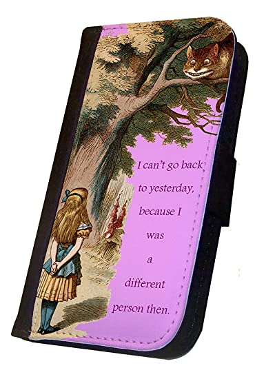 Alice - I Was A Different Person Then iPhone 11 case