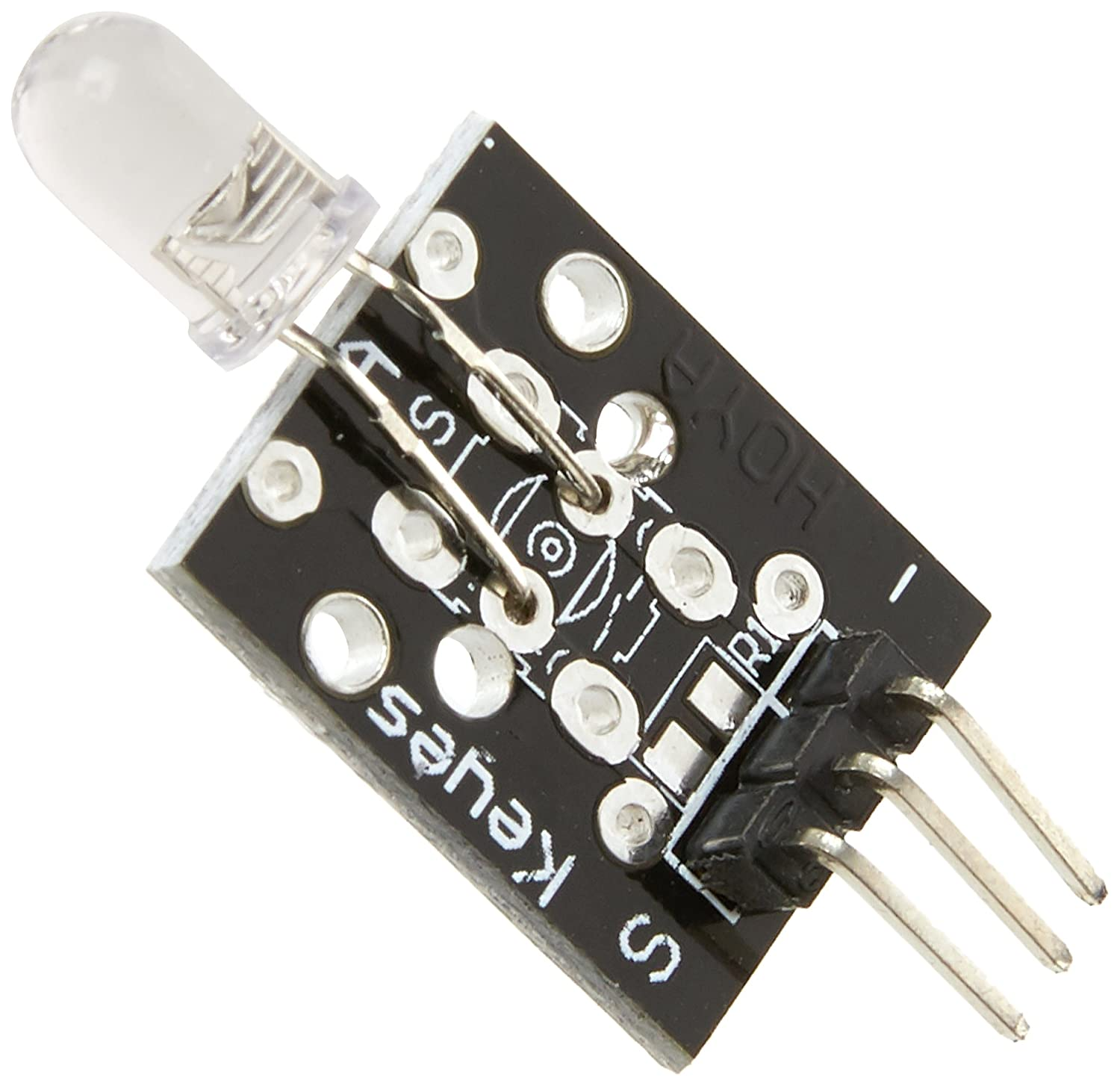 38khz Infrared Transmitter Module For Arduino Diy Project Amazonco Ir Led Circuit Tools