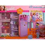 Amazon Com Barbie Cooking Magic Barbeque Set Barbecue