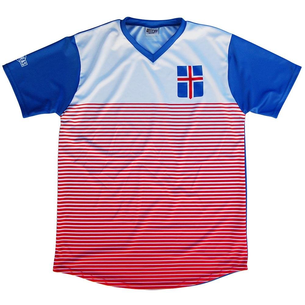 Iceland Rise Ultras Jersey