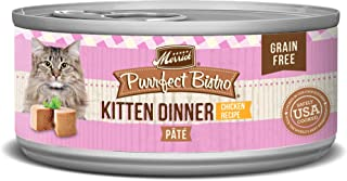 product image for Merrick Purrfect Bistro Grain Free Canned Wet Cat Food