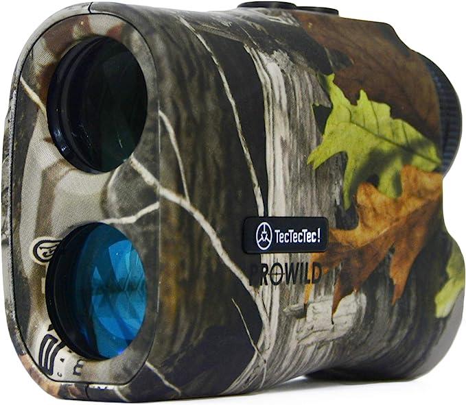 TecTecTec ProWild Laser Rangefinder - Premium and Affordable