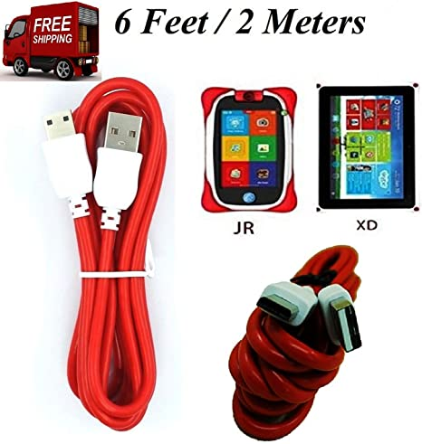 "Charger Cable for Nabi Fuhu Nabi DreamTab DMTab Touch Screen HD 8/"" XD Jr Tablet"