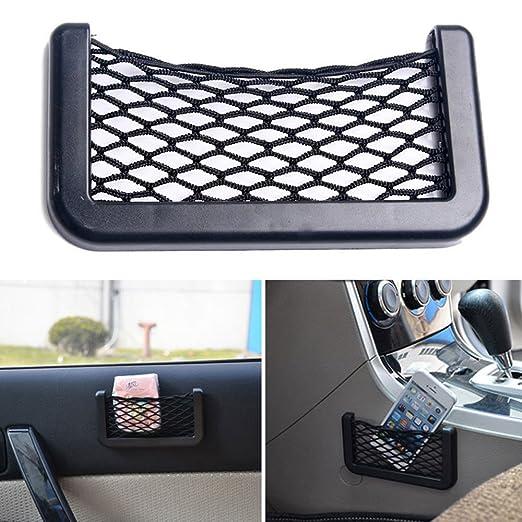 3 opinioni per Tasca portaoggetti rete elastica organizzatore auto car camion bus porta oggetti