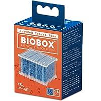 Tecatlantis Easybox grovt skumfilter mediakassett för MINI Biobox-filter 1 och 2/Biobox 0, XS