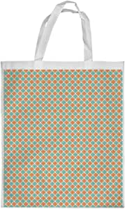 Decorative drawings Printed Shopping bag, Medium Size