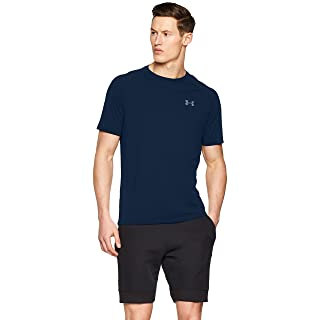 Under Armour Men's Tech 2.0 Short Sleeve T-Shirt, Academy (408)/Graphite, Small