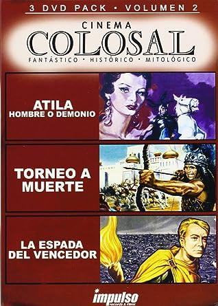 Pack Colosal II [DVD]: Amazon.es: Cine y Series TV
