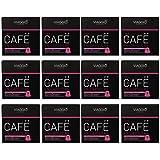 VIAGGIO ESPRESSO - 120 Cápsulas de Café Compatibles con Máquinas Nespresso - LUNGO