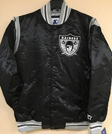 Amazon.com : Oakland Raiders NFL Mens Starter