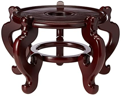 muebles Orientales asiático muebles y decoración 31,75 cm diámetro chino pecera girador ideal maceta
