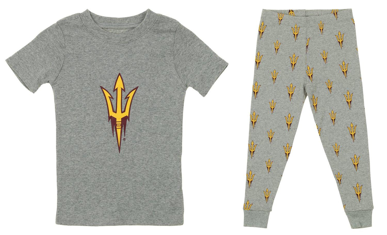【2018秋冬新作】 Outerstuff NCAA Littleと大きな男の子の半袖TシャツとパンツSleepセット NCAA、チームバリエーション 3T Arizona State Sun Devils State Sun B07CVP9KSD, GRAMOROUS:b0ffc46c --- a0267596.xsph.ru