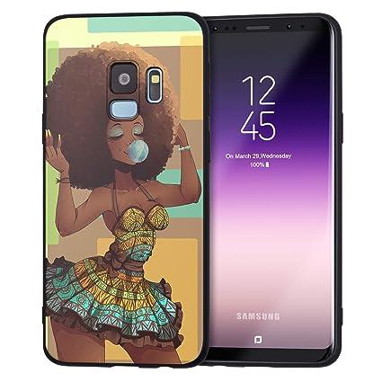 Amazon.com: Carcasa para Samsung Galaxy S8, diseño de ...