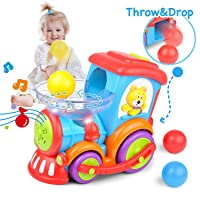 Kidpal Ball Popping Musical Train Toy Deals