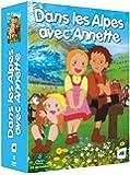 Dans les Alpes avec Annette - L'intégrale - Coffret DVD