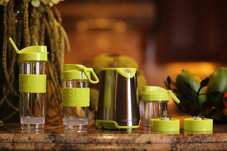 Personal Blender Bottles Set para mironi Mini licuadora incluye 2 ...