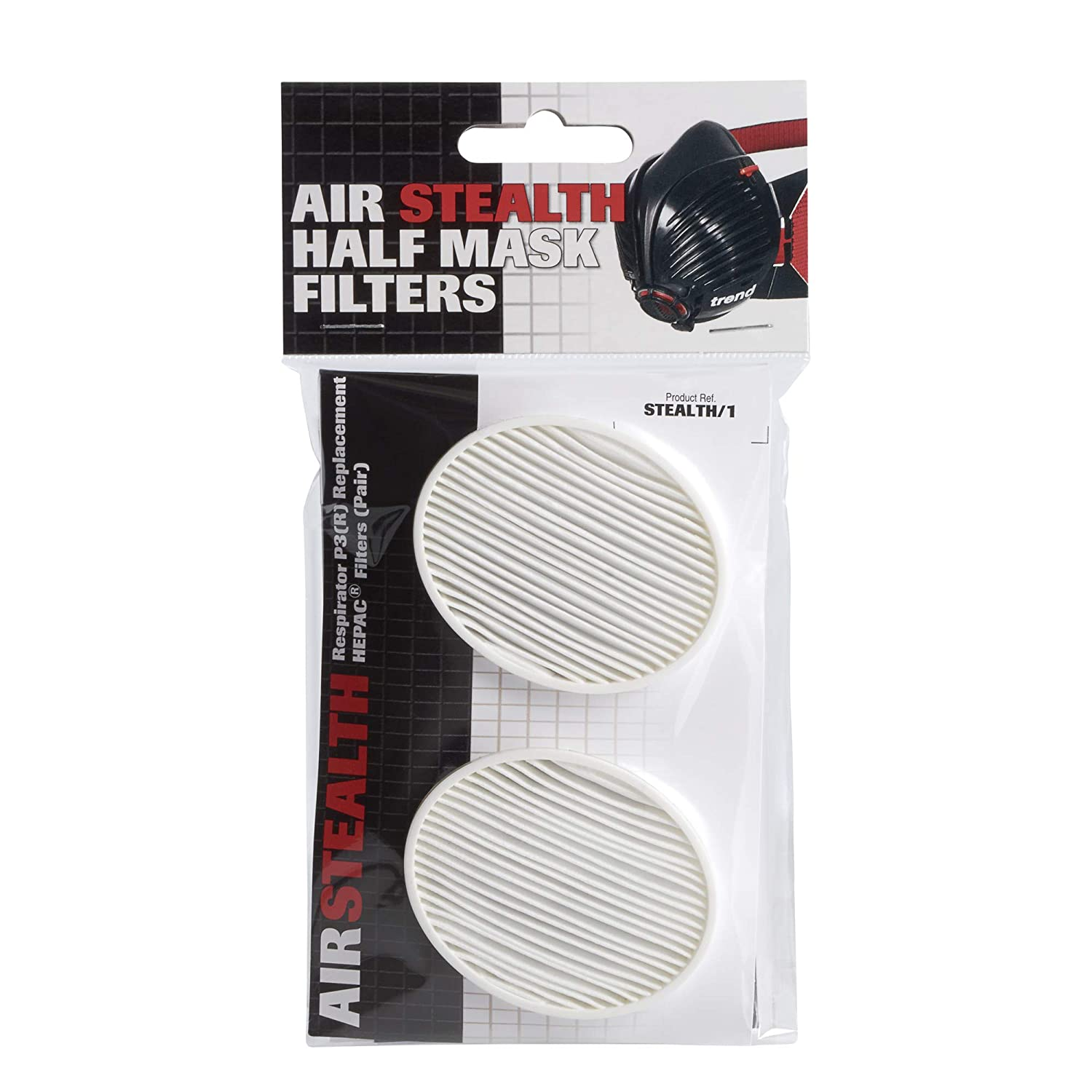 Trend STEALTH//1 AIR STEALTH P3 Filter 1 off pair