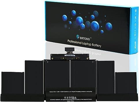 """Batería del Reemplazo para Macbook Pro 15"""" A1494 (A1398 Late 2013 Mid 2014) Ajuste de MacBook Pro 11.2 11.3 11.4 11.5 A1494 Bateria Batería de Repuesto [Li-Polímero 11.26V 8440mAh]: Amazon.es: Electrónica"""