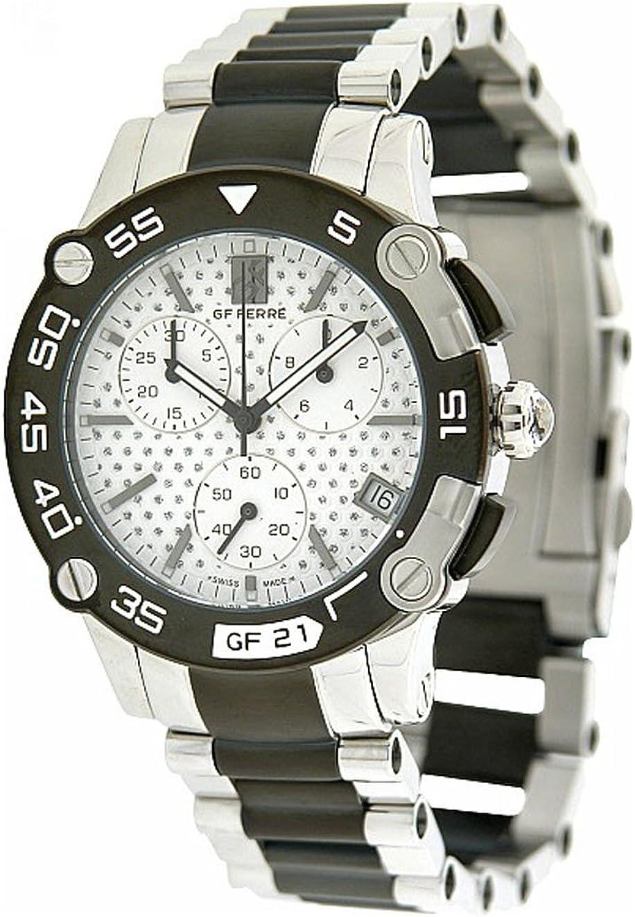 Ferre GF 9002M11M Montre Homme Quartz Chronographe