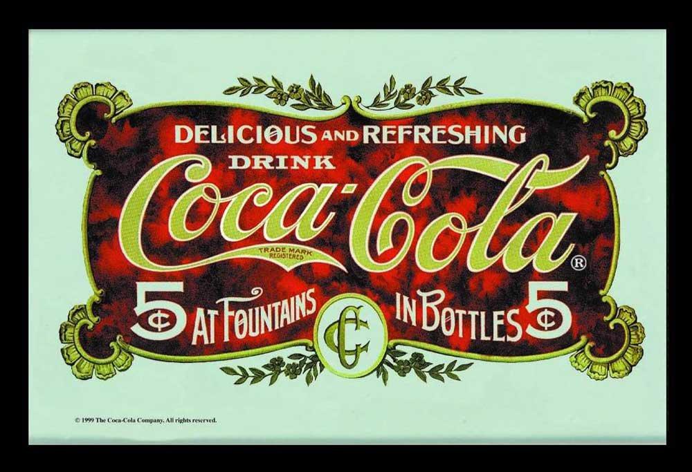 Empire Merchandising 537218 Coca Cola - Espejo con decoración y ...