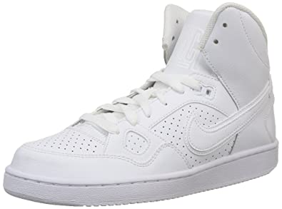 brand new 5a1b8 ee1ed Nike Son of Force Mid GS Hi Top Trainers 615158 Sneakers Shoes (UK 3 US