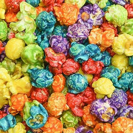 Rainbow Popcorn – Sabores surtidos – Bolsa de 2 galones ...
