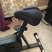 Amazon Com Bikeroo Large Exercise Bike Seat Cushion