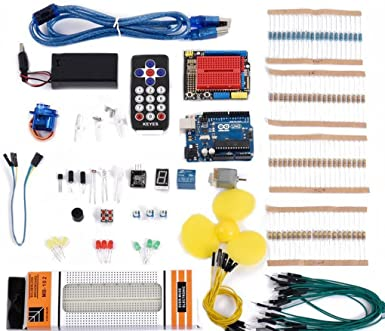 Sensor De Nube Arduino Electronic Building Blocks Kit De Aprendizaje Uno R3 Development Board