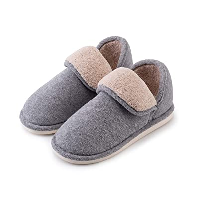 posee Neige Super Warm Cozy Moccasin Slippers for Women&Men, Warm Winter Slippers Ankle Boot Dirt & Stain Resistant, House Slippers with Faux Fur Linings Non-Slip, Fashionable Boot Slippers Indoor | Slippers