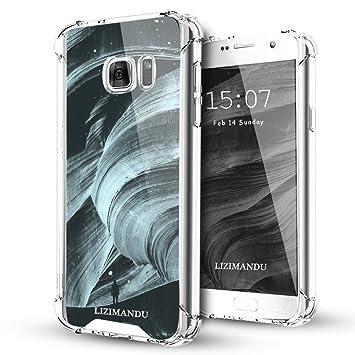 Lizimandu Telefon-Kasten für Samsung Galaxy S7: Amazon.de: Elektronik