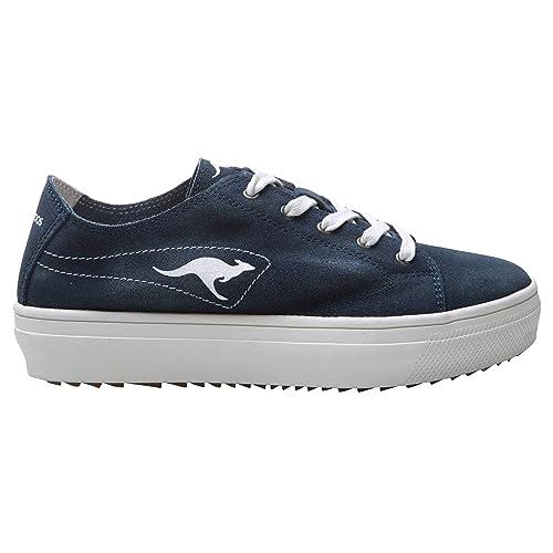 KangaRoos - Zapatillas Deportivas Modelo K-Mid Plateau 5071 para Mujer: Amazon.es: Zapatos y complementos
