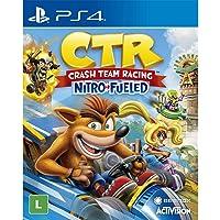 Crash Team Racing Nitro Fueled - PlayStation 4 - Edição Padrão