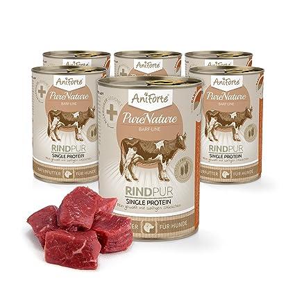Comida Húmeda para Perros Sin Cereales | 85,2% Carne de Ternera Country Beef