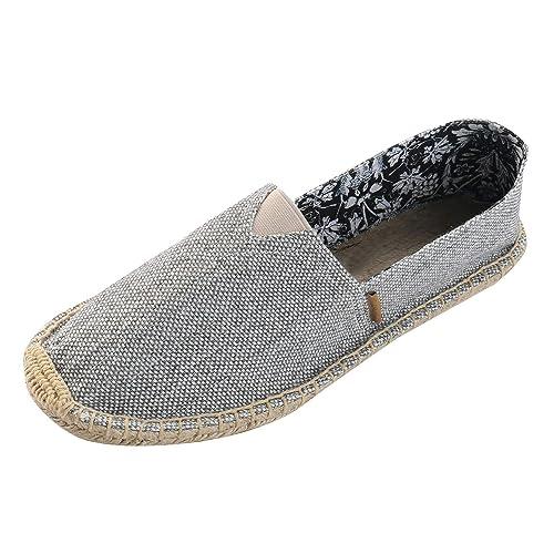 Alexis Leroy Zapatilla Original Estilo Alpargatas para Mujer: Amazon.es: Zapatos y complementos