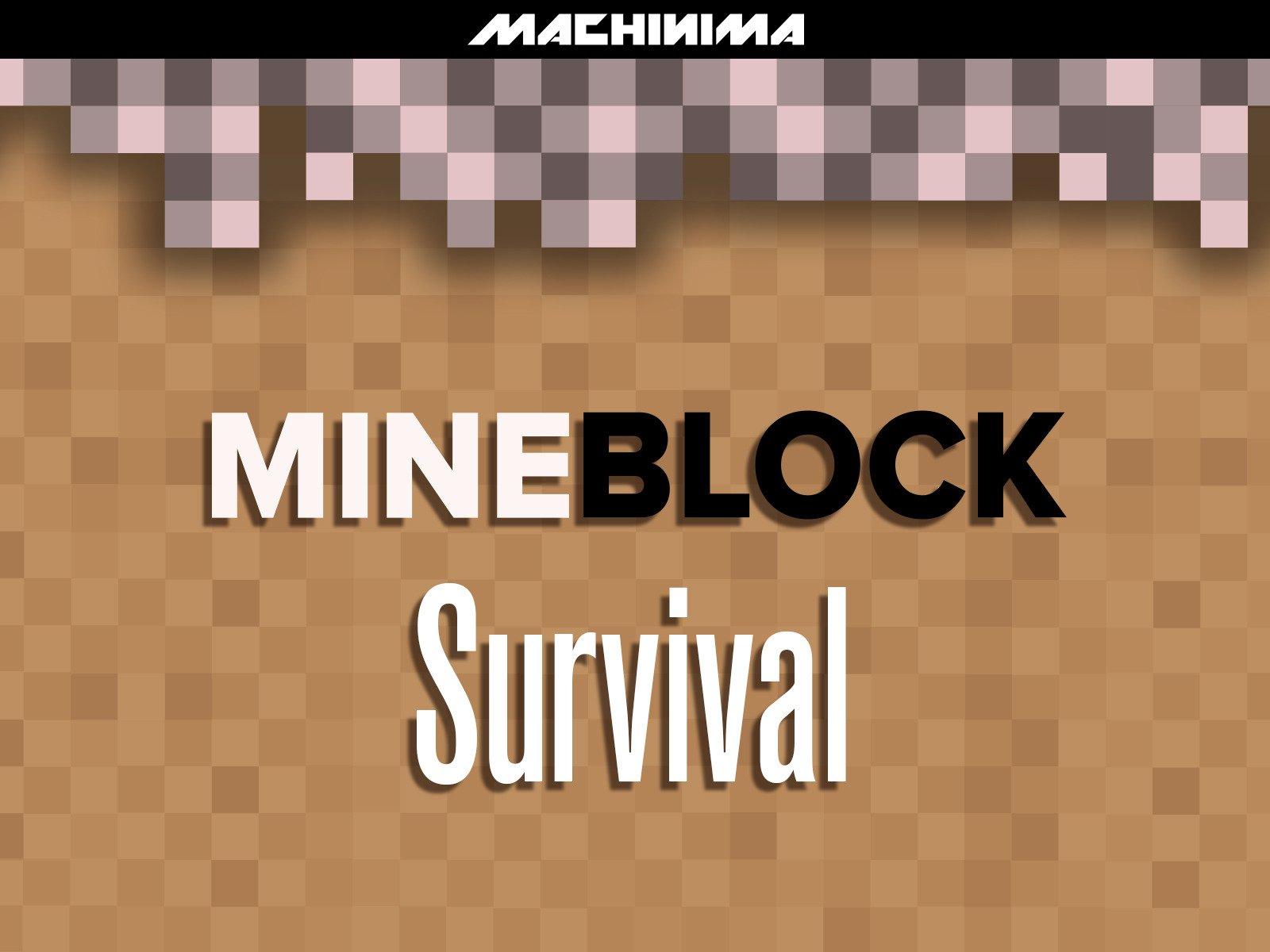 Mine Block: Survival on Amazon Prime Video UK