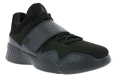 Nike Men's Jordan J23 Athletic Shoe (Black Anthracite, 7.5 D(M) US