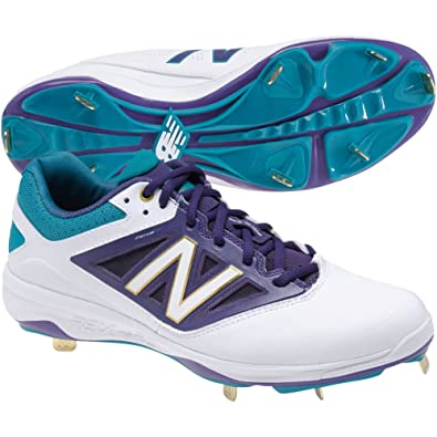 online store a4c66 92d60 New Balance LowCut 4040v3 Standout Pack Mens Cushioning Metal Baseball Cleat,  Size  11.5 Width