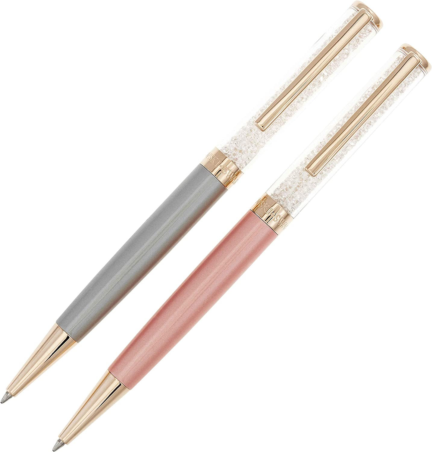 Gold Pink Gray Color Ballpoint Pens School And Office Supplies Stationery Pens