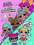 LOL Surprise! El libro sorprendente para colorear