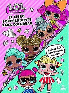 El libro sorprendente para colorear