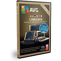 AVG Ultimate 2020 | Dispositivos Ilimitados | 1 Año | En Caja