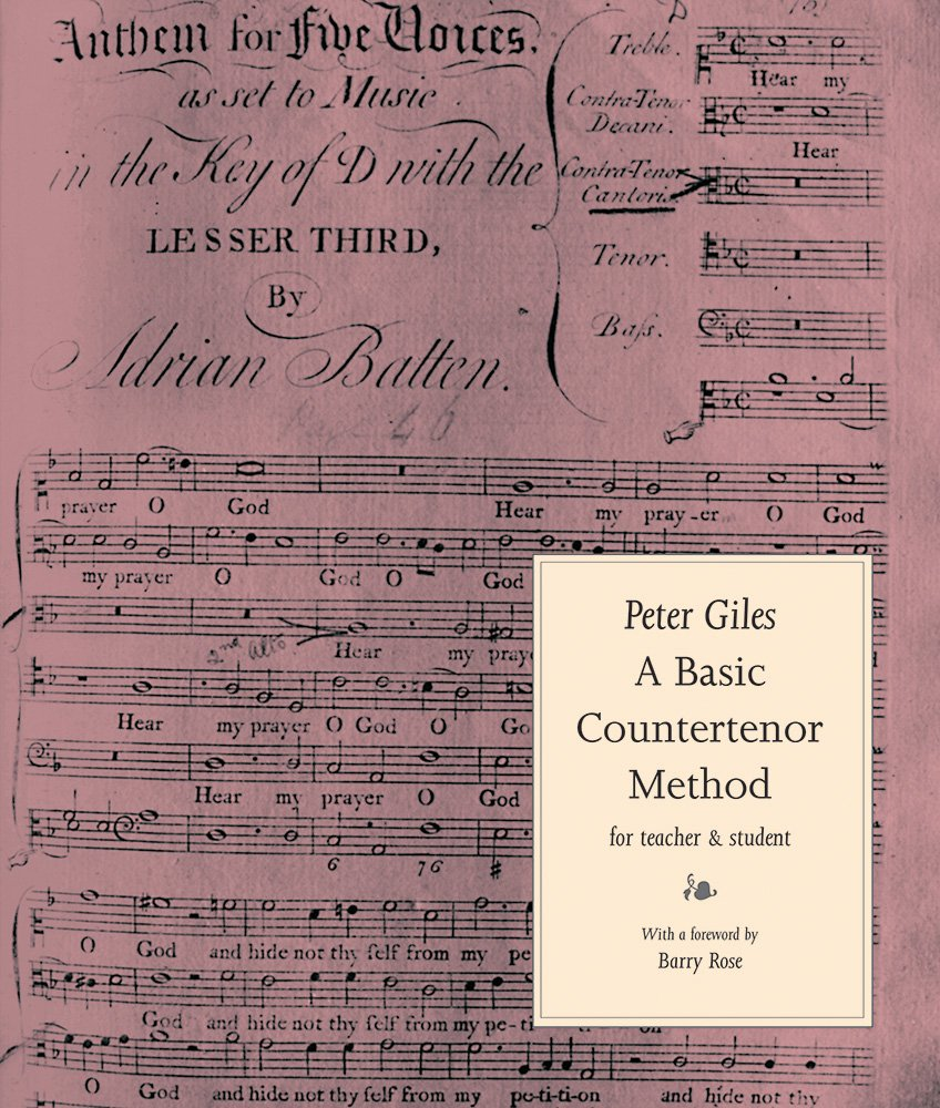 A Basic Countertenor Method pdf epub
