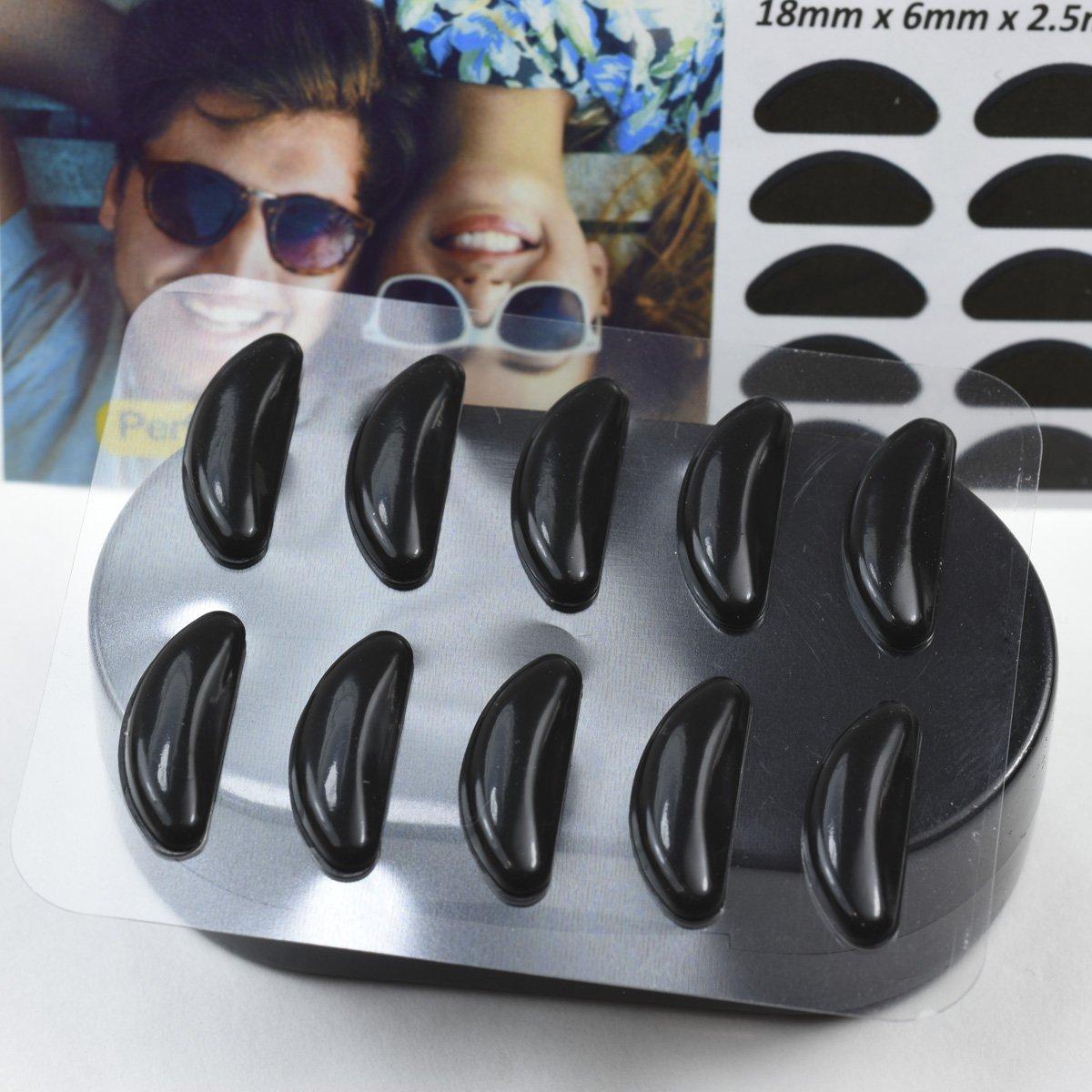 Amazon.com: Gms Optical® 1.8mm Anti-Slip Adhesive Contoured Soft ...