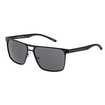 UltraByEasyPeasyStore Negro Adultos Gafas de Sol para Hombre ...