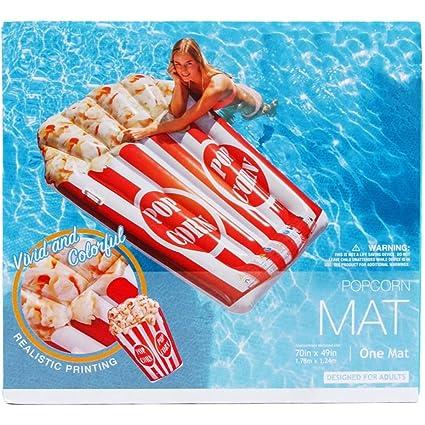 Amazon.com: TG,LLC - Flotador hinchable para piscina, diseño ...