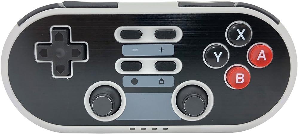 Controlador de interruptor, 6 ejes Dual Shock 4 en 1 teclado ...