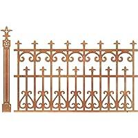 Cheery Lynn Designs Die Set Wrought Iron Fence