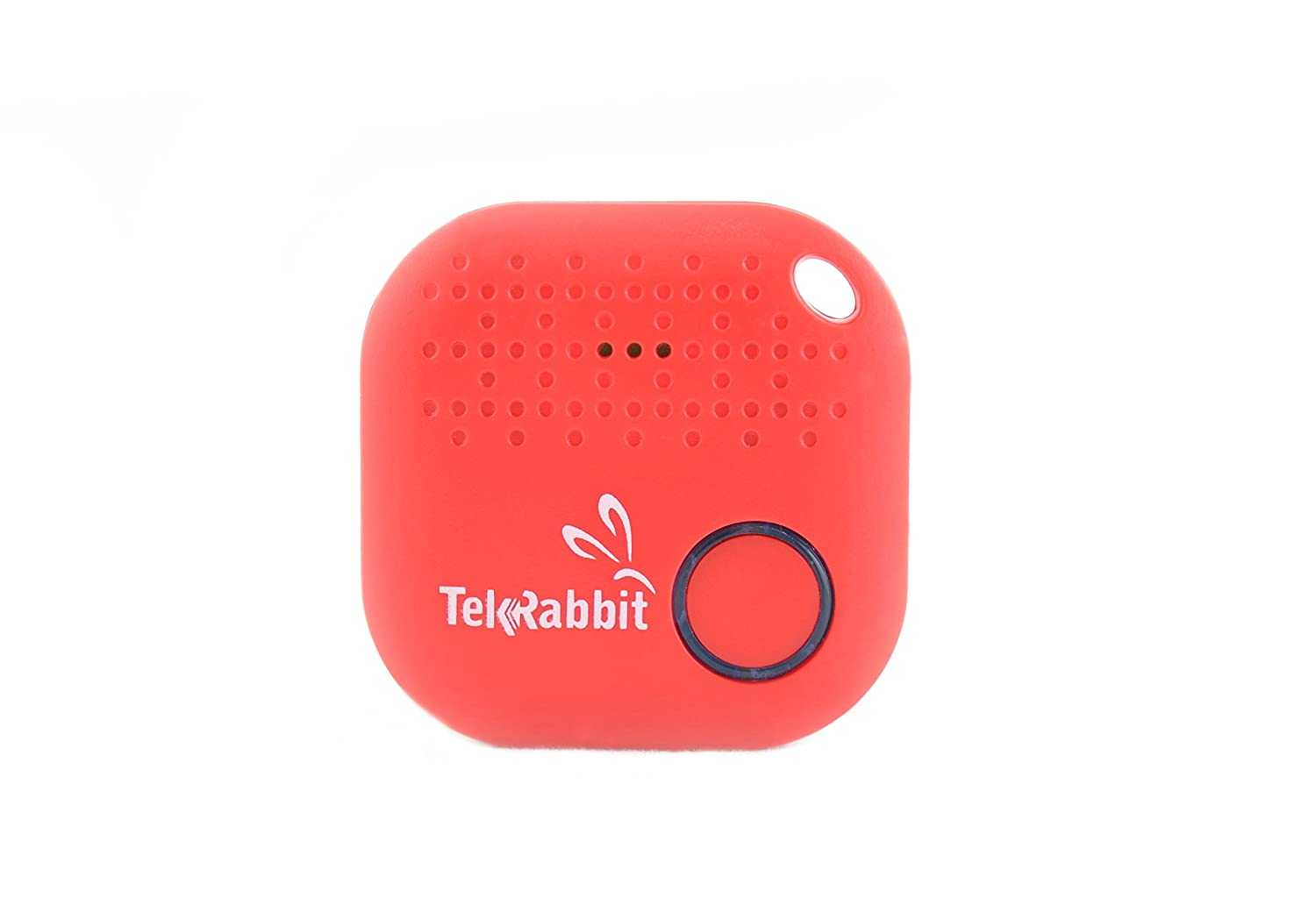 Smart Tracker - Find Your Keys, Phone, Luggage or Anything (red) TekRabbit Life Accessories Inc.