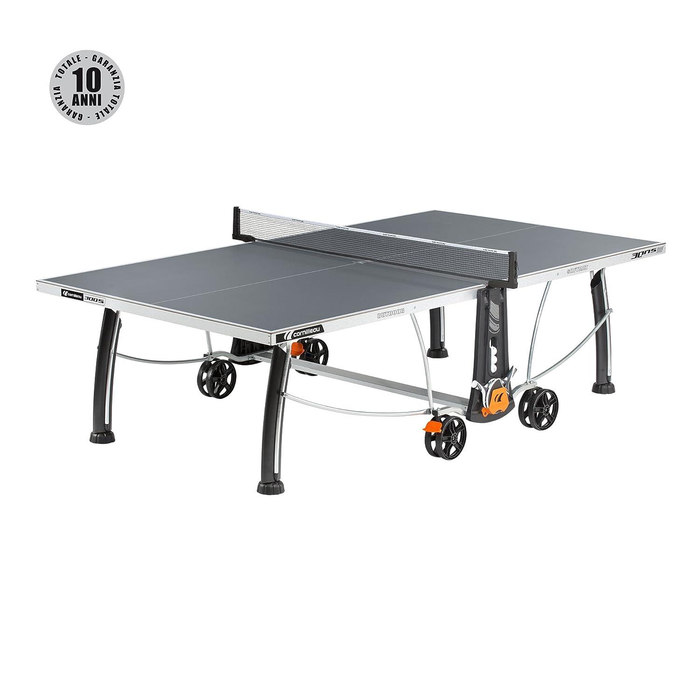 Mesa Ping Pong Cornilleau Sport 300S Outdoor - externo - Grey ...